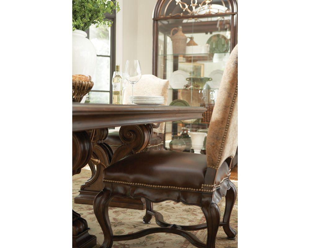 Bibbiano Upholstered Side Chair Thomasville Furniture