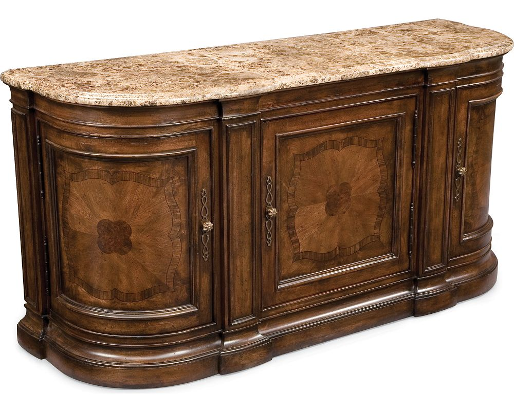 Tuscan Kitchen Tables Hills of tuscany collections thomasville furniture bibbiano sideboard workwithnaturefo