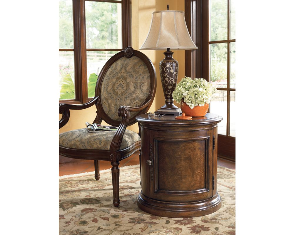 Brunello Drum Table | Living Room Furniture | Thomasville Furniture