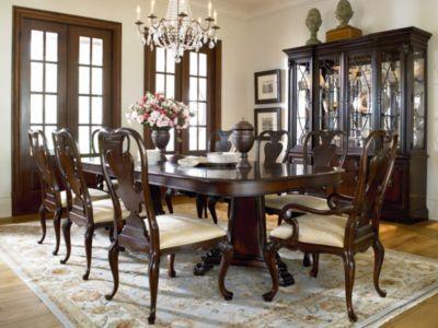 brompton hall - Thomasville Living Room Sets