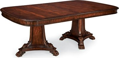 pedestal dining table | dining room furniture | thomasville furniture