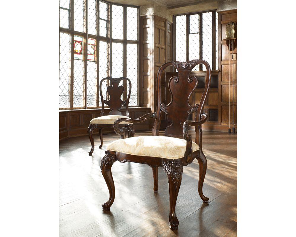 Brompton Hall Arm Chair Thomasville Furniture