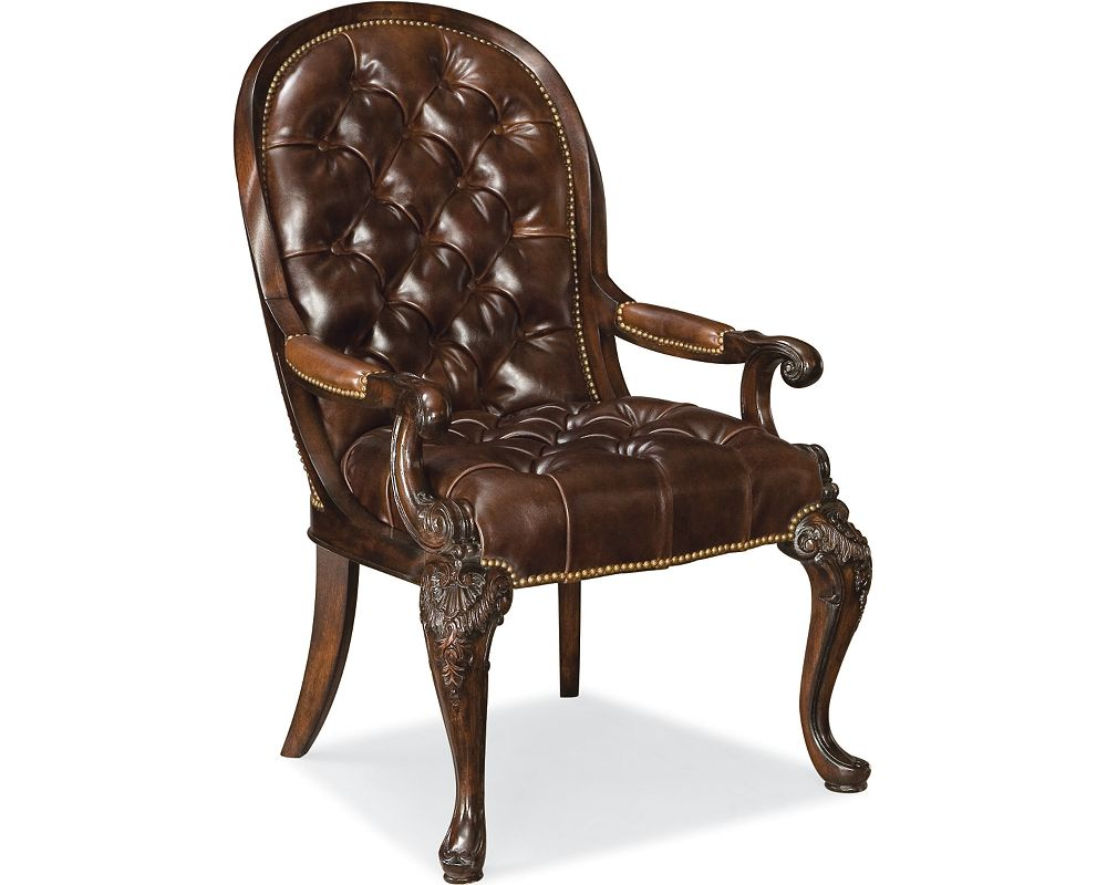 Brompton Hall Upholstered Arm Chair