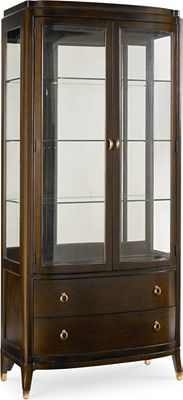 bunching curio cabinet dining room furniture thomasville dining room curio cabinet 84421 410 hickory