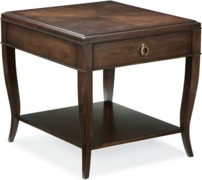 Studio 455 Rectangular End Table Thomasville Furniture
