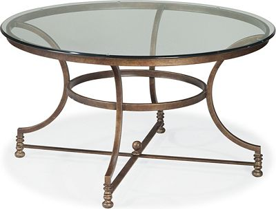 round cocktail table living room furniture thomasville furniture