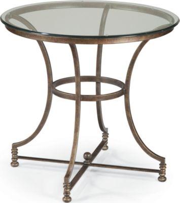 Vintage Chateau End Table Thomasville Furniture