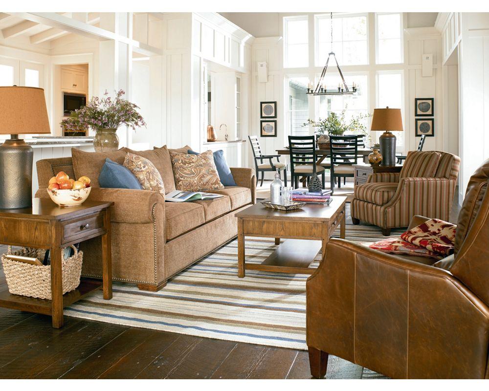 Thomasville Living Room Furniture Fremont Sofa Thomasville Furniture