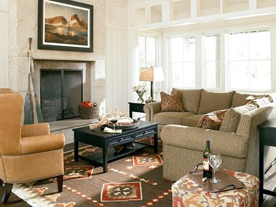 fremont sectional | living room furniture | thomasville furniture