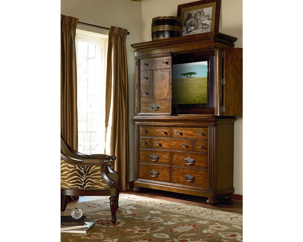 furniture doors products seabrooke number broyhill chest with hutch item media louvered