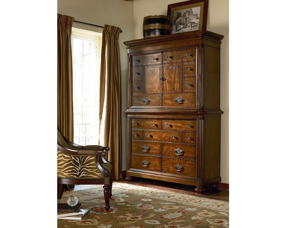 Ernest Hemingway 174 Manyara Media Hutch Only Thomasville