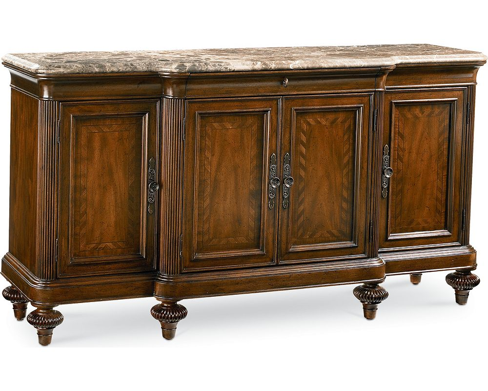 Marble Top Buffet ~ Ernest hemingway preserve buffet marble top