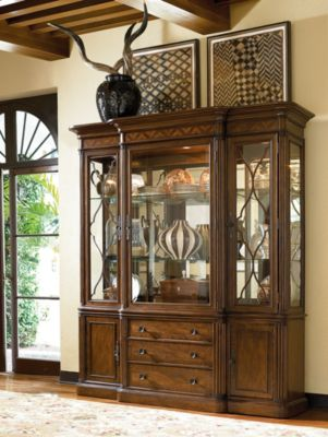 Green Hills China Cabinet | Dining Room Furniture | Thomasville Furniture