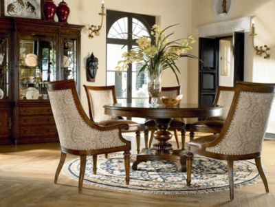 Rift Valley Round Dining Table | Dining Room Furniture | Thomasville  Furniture
