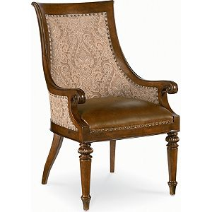 Ernest Hemingway® Marceliano Upholstered Arm Chair
