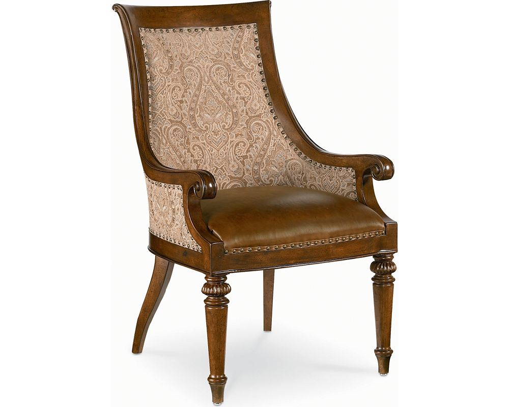 Marceliano Upholstered Arm Chair | Dining Room Furniture ...