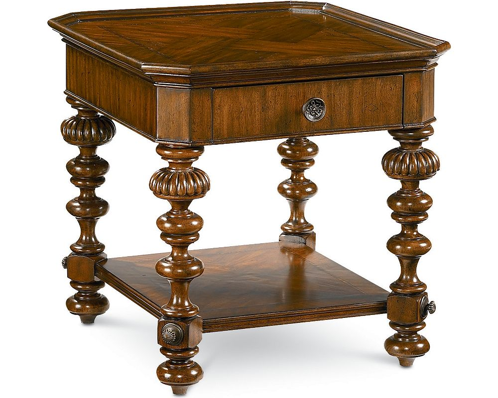 Ernest Hemingway® Basque End Table