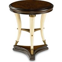 Ernest Hemingway® Hunt Club Accent Table