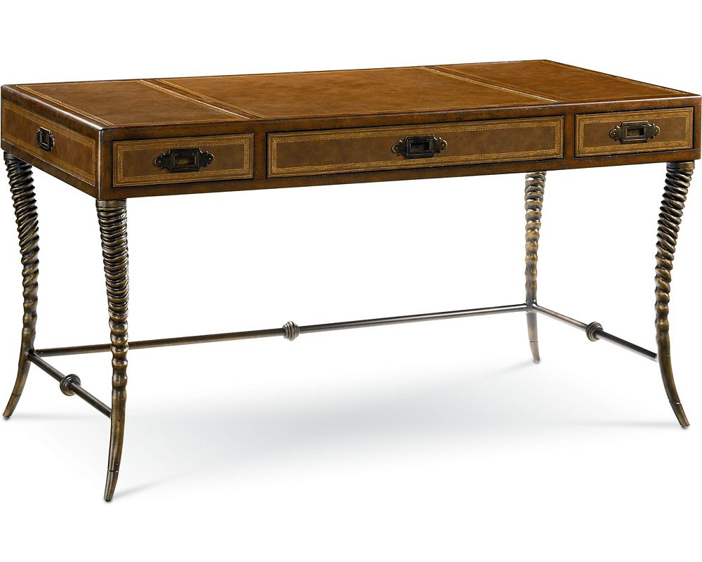 Safari Writing Desk Living Room Furniture Thomasville
