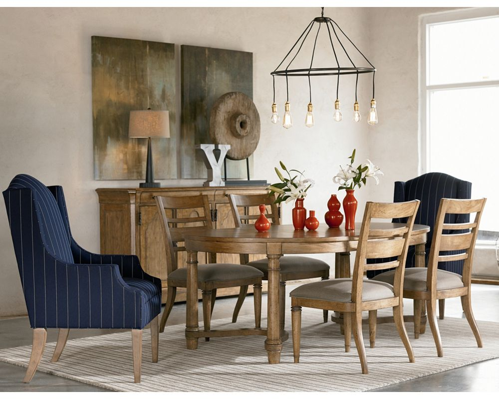 Vernon dining chair living room furniture thomasville for Dining room tables thomasville