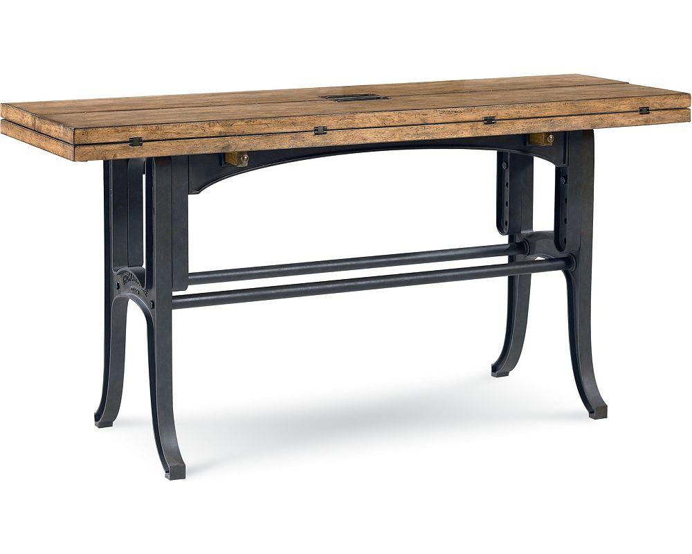 Boulton and Watt Flip Top Sofa Table