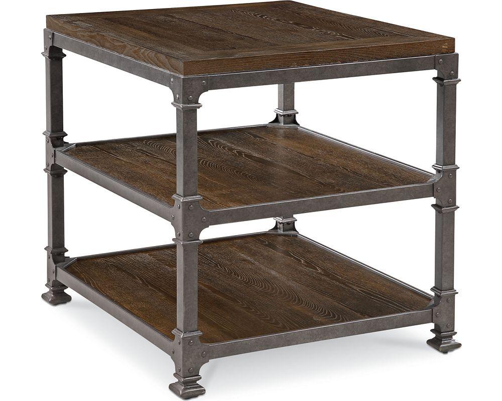 Litho End Table