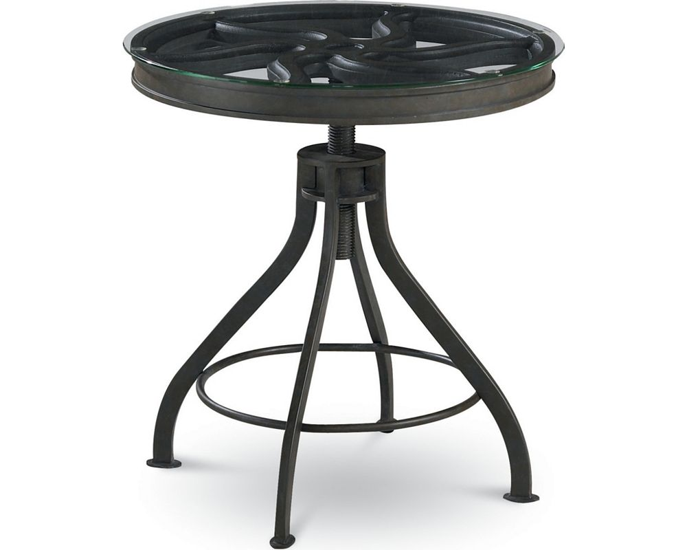 Pulley Side Table