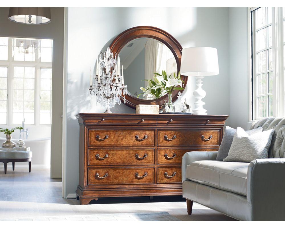 Round Mirror Thomasville Furniture