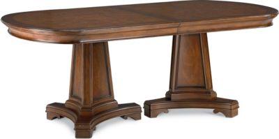 Double Pedestal Table  sc 1 st  Thomasville Furniture & Double Pedestal Table | Thomasville Furniture