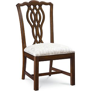 Tate Street Side Chair (Quincy Cherry)