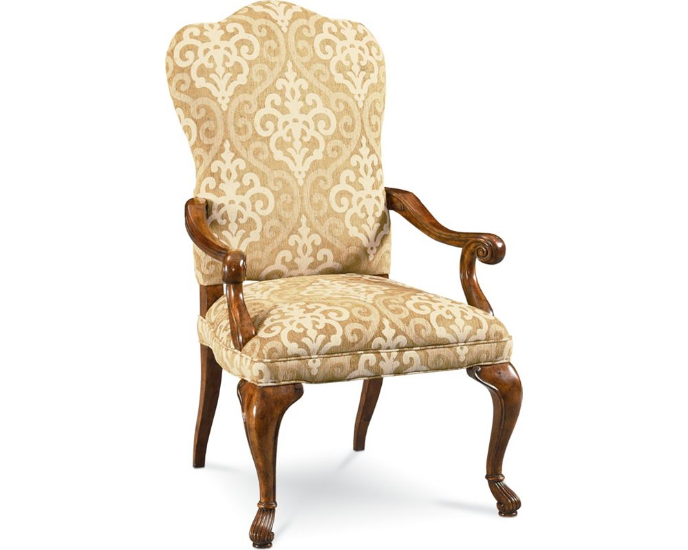 Cassara Upholstered Arm Chair