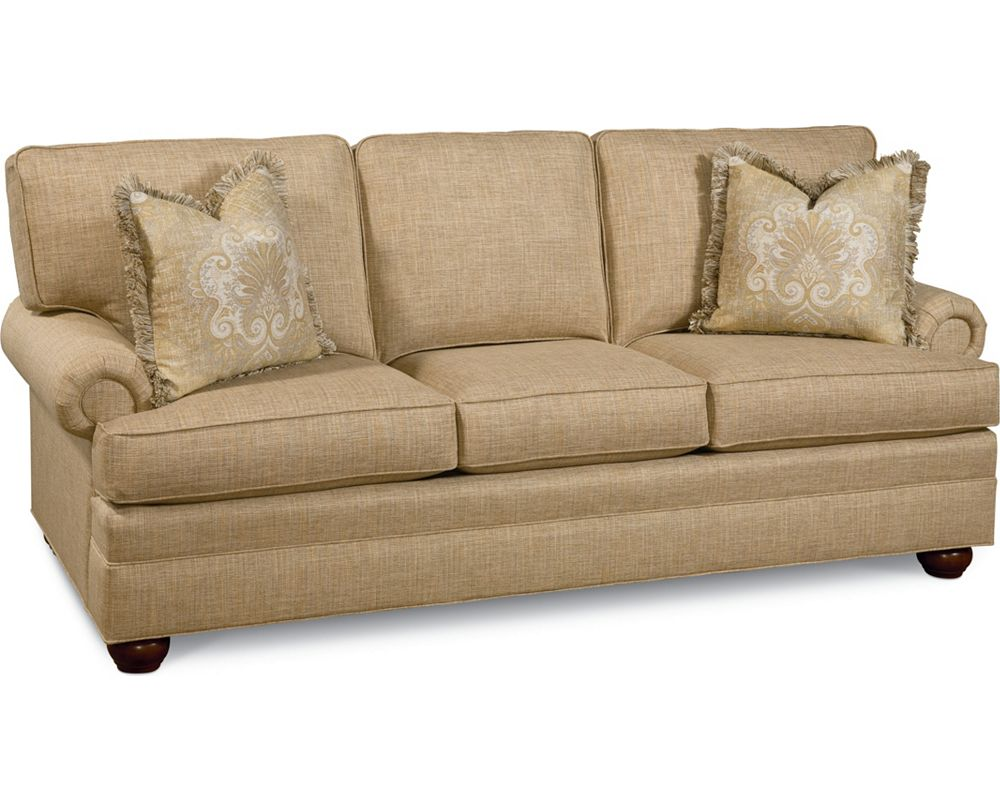 Simple Choices 3 Seat Sofa Living Room Furniture Thomasville