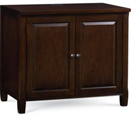 Workstyles Storage Door Cabinet (Mocha)