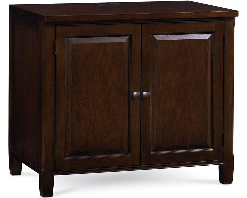 Workstyles Storage Door Cabinet (Mocha)