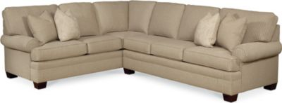 Simple Choices Sectional Living Room Furniture Thomasville Furniture