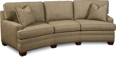 Simple Choices Wedge Sofa