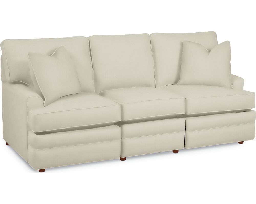 Simple Choices Inclining Sofa Living Room Furniture Thomasville Furniture