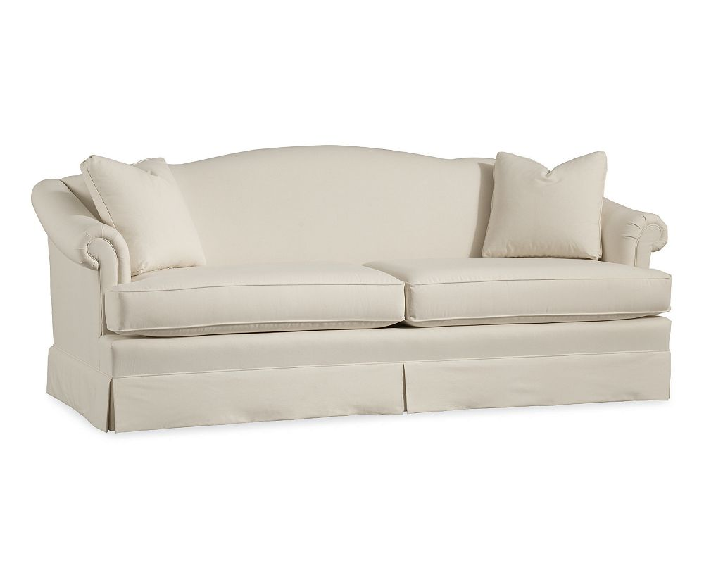 Thomasville furniture sofa benjamin motion 3 seat sofa for Thomasville sectional sleeper sofa