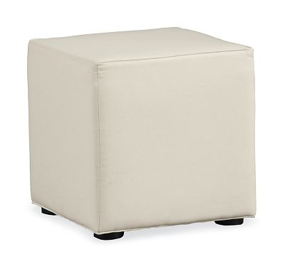 Nightclub Cube Ottoman (Fabric)