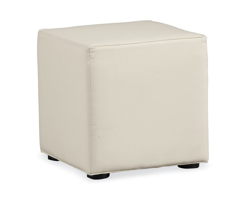 Nightclub cube ottoman fabric thomasville furniture for What is an ottoman for