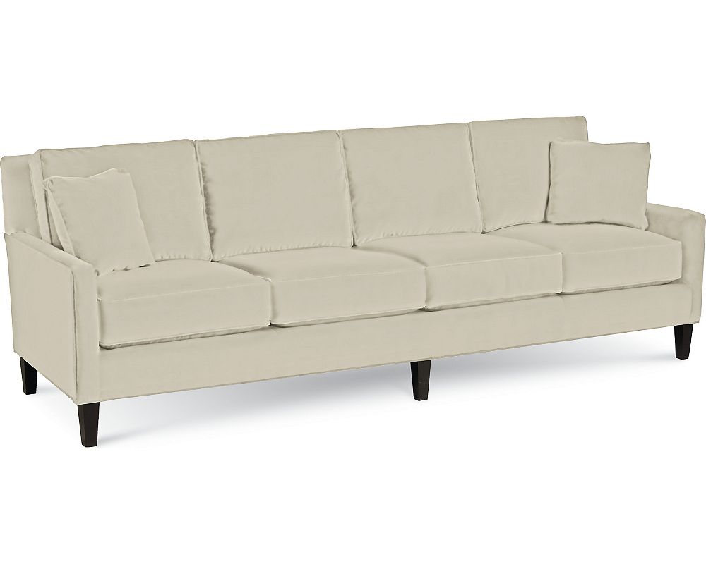 Highlife 4 seat sofa living room furniture thomasville furniture highlife 4 seat sofa fabric parisarafo Gallery