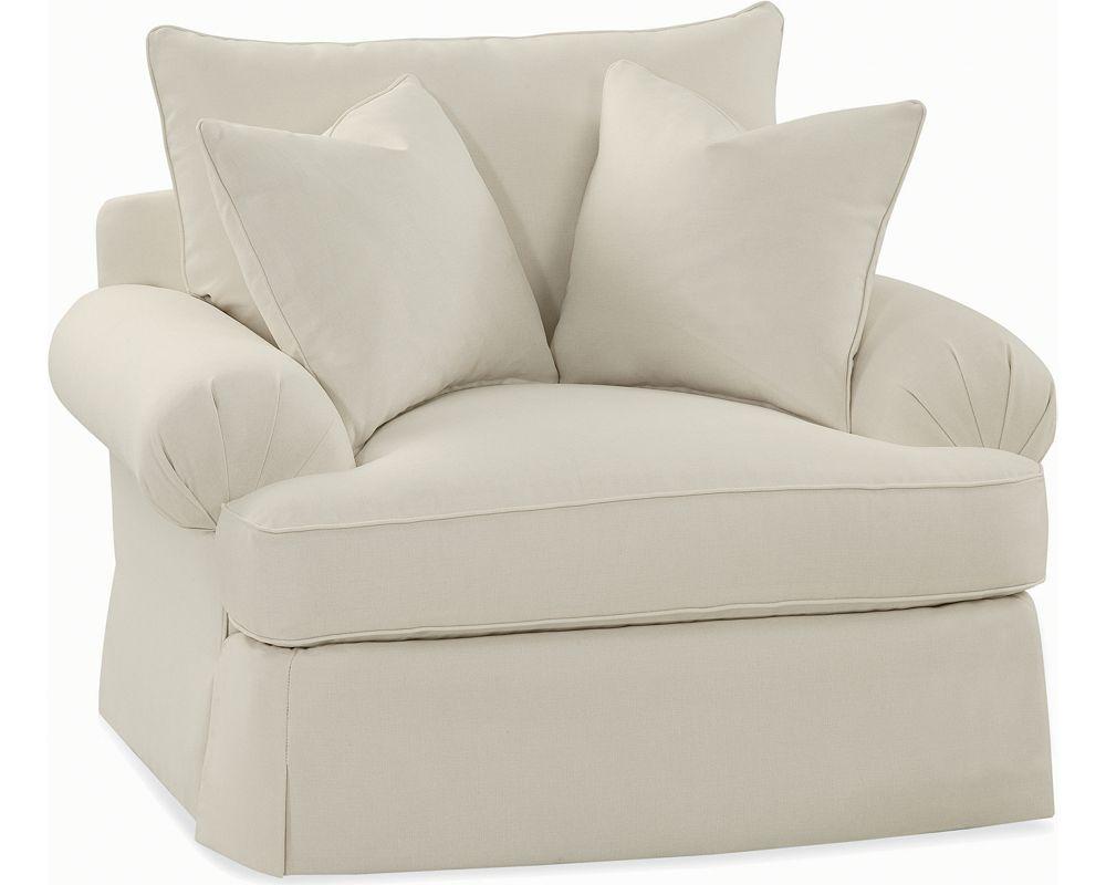 Portofino Chair (Pleated Arm)