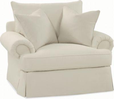 Portofino Chair (Panel Arm, Skirted) Part 82