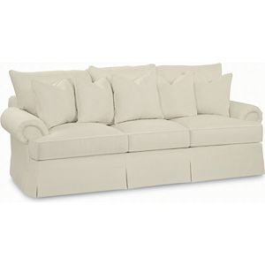 Portofino 3 Seat Sofa (Panel Arm, Skirted)