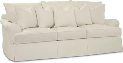 Portofino 3 Seat Sofa (English Arm, Skirted)