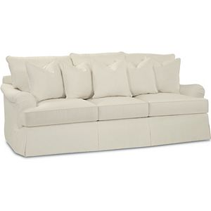Portofino Large Sofa (English Arm, Skirted)