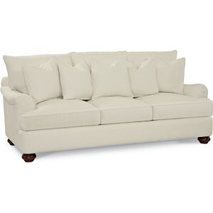 Portofino 3 Seat Sofa (English Arm, Bun Foot)