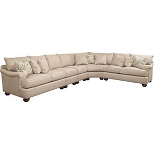 Portofino Sectional (English Arm)