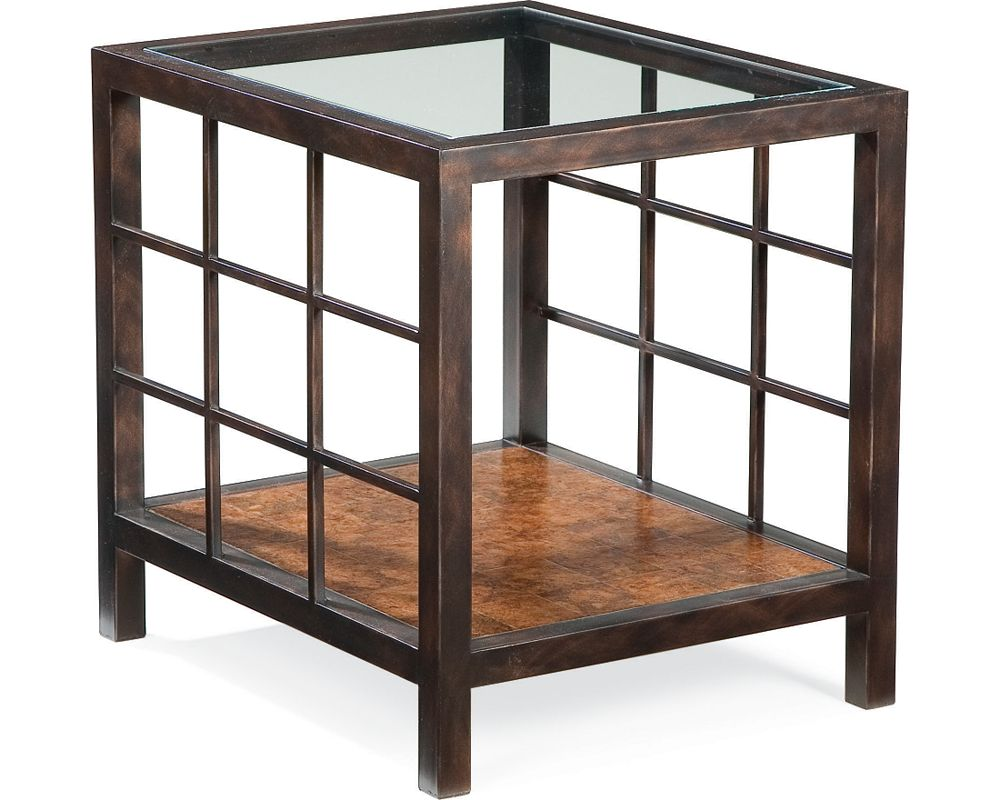 Canyon Grove End Table