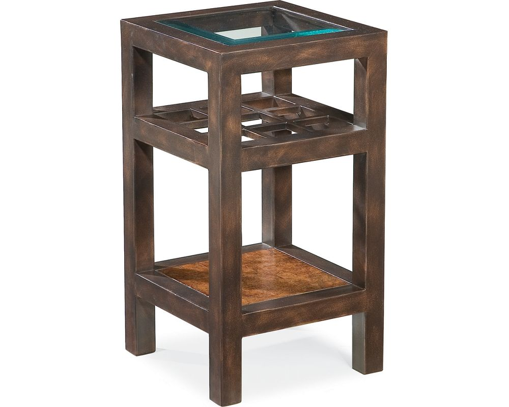 canyon grove accent table thomasville furniture